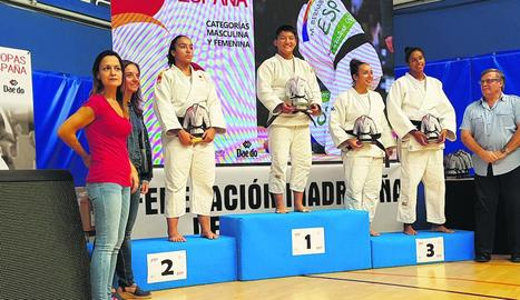 Dos medalles per al Dojo Lleida a Getafe