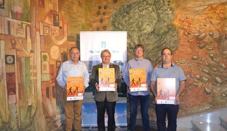 La Marxa de Tardor del Riu Set espera 500 participants