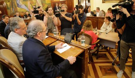 Rosa Maria Perelló, nova presidenta de la Diputació de Lleida