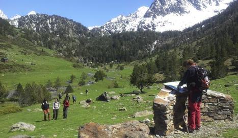 Imatge d'arxiu del Parc Natural de l'Alt Pirineu.