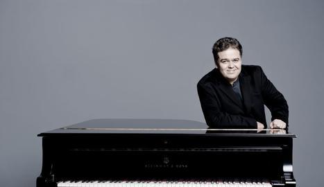 El multipremiat pianista rus Arcadi Volodos.