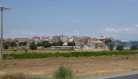 Imatge d'arxiu d'una vista de la Portella.