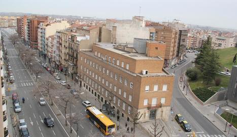 Imatge d'arxiu de l'edifici del CAP de Prat de la Riba.