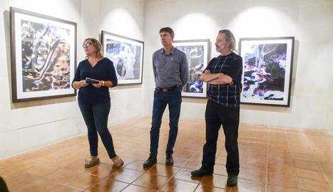 L'exposició 'El jardí d'humus' de Manel Esclusa.