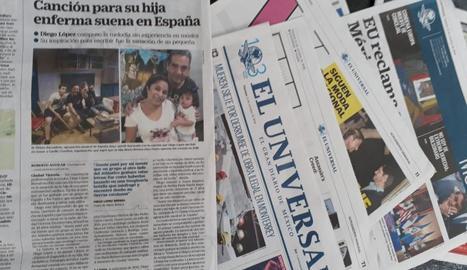 La premsa de Ciudad Victoria s'ha fet ressò de la cançó d'El Último Escuadrón