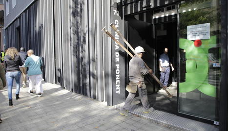 L'Aliança tancada fins al juny per ser reabilitada per complet