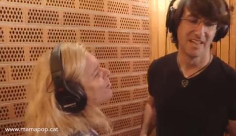Personalitats dPersonalitats de Lleida canten pel Mamapope Lleida canten pel Mamapop