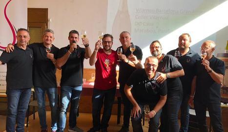 L'acte, solidari amb la investigació del càncer, es va celebrar diumenge al centre Les Obagues.