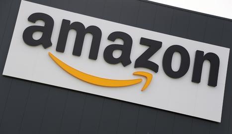El logotip d'Amazon