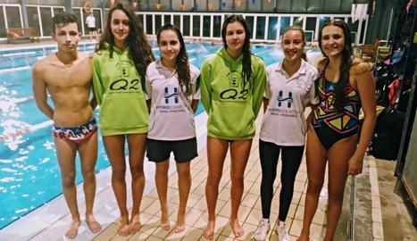 Representants del CEN Balaguer.