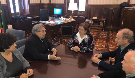 La Diputació de Lleida ajudarà econòmicament Ilersis-Shalom.