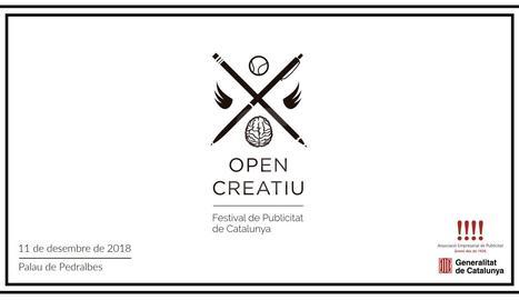 Neix l'Open Creatiu, un festival de publicitat de Catalunya