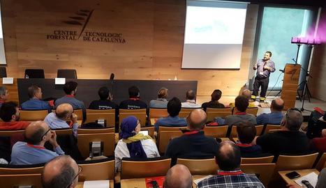 La jornada va reunir ahir a Solsona més de 200 experts.