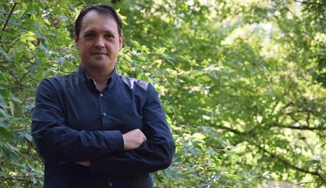 """Eduard Ribó: """"Som únics. No té sentit que continuem comprant perfums impersonals"""""""