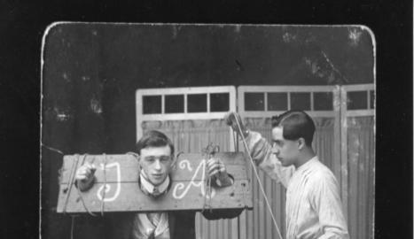 primera època. Les mànigues llargues eren de la primera època de Josep Antó.
