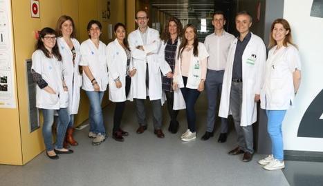 El grup d'investigadors de l'IRBLleida.