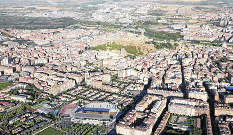 L'IBI que generen els immobles de la ciutat és la principal font d'ingressos de la Paeria.