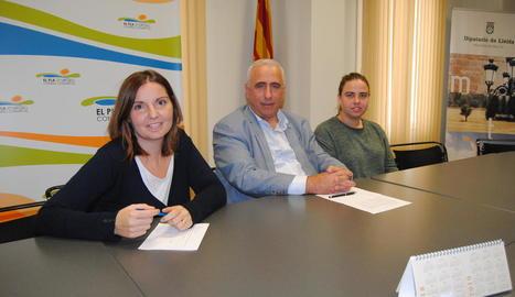 El Servei d'Intervenció Socioeducativa del consell comarcal.