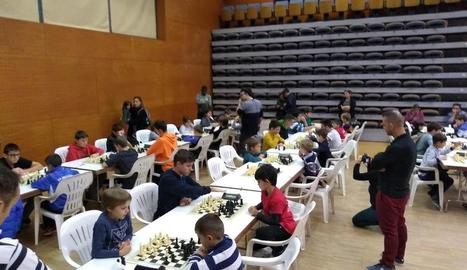 Canvi de líder en el Campionat Provincial d'escacs