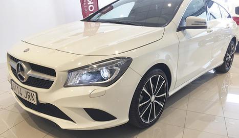 Mercedes-Benzz Clase Cla Cla
