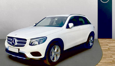 Mercedes GLC 220d