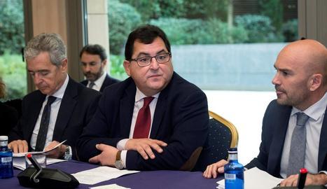 Luis Marco Aguiriano, secretari d'Estat per a la Unió Europea.