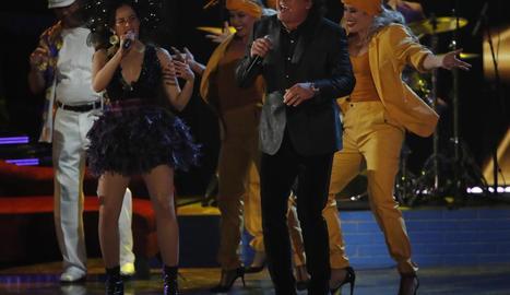 El colombià Carlos Vives.