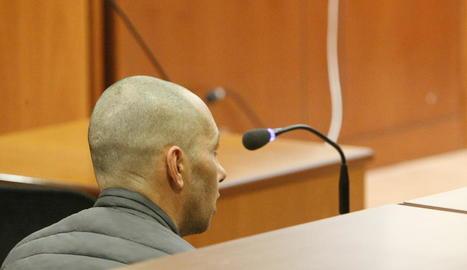 Ahir es va acabar el judici contra Josep Sopena a l'Audiència.