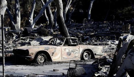 La majoria de desapareguts resideixen a la població de Paradise, arrasada totalment per les flames.