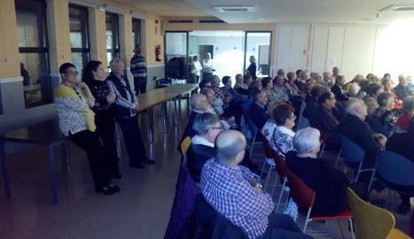Part del públic assistent a la Festa de la Tardor del Secà.