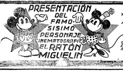 Debut de Miguelín a 'La Vanguardia'.