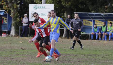 El Sudanell va mostrar un estil de joc sòlid, amb una ofensiva potent.