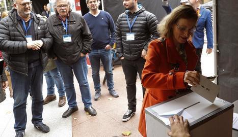 Euskadi treu les urnes al carrer per reivindicar el dret a decidir
