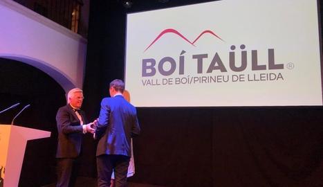 Boí Taüll, guardonada com a millor estació d'esquí d'Espanya