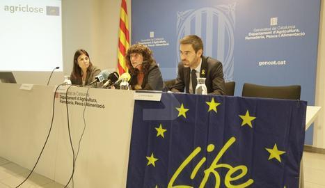 Jordà ha presentat a Lleida
