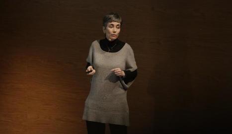 Cristina Sánchez.