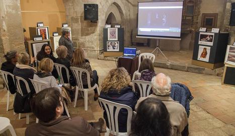 L'acte va tenir lloc a l'església de Sant Joan Degollat.