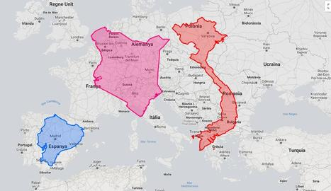 Situar-se al mapa