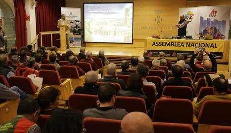 Assemblea general de la FEEC a Lleida