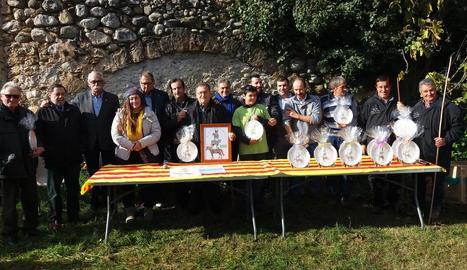 Més de vuitanta parades a la Fira de Sant Andreu d'Organyà