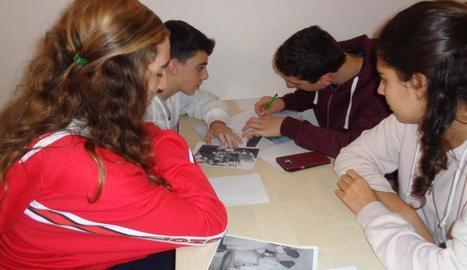 Els alumnes de Sort van realitzar un seguiment dia a dia del Collège