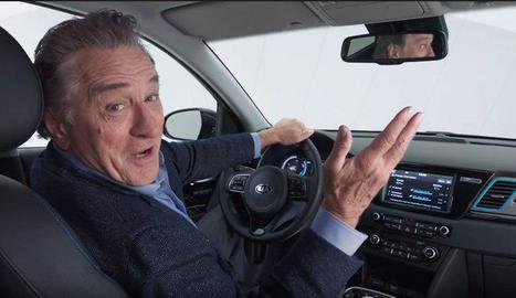 Robert De Niro en ple anunci.