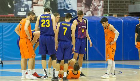 L'equip continua pendent de l'evolució d'Adrián Chapela.