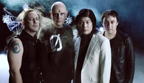 La banda de rock alternatiu de Chicago The Smashing Pumpkins, primer cap de cartell.