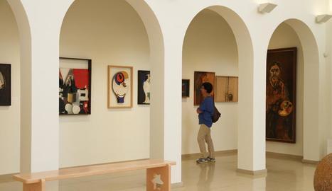 Dos espais d'art