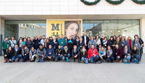 Impuls a Lleida de la formació integral més enllà de l'escola