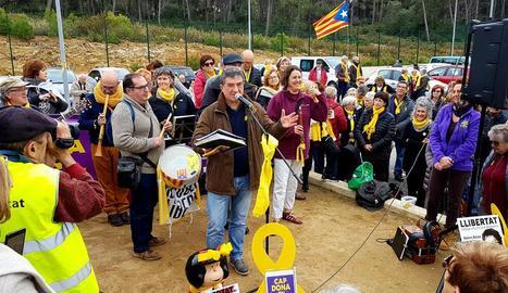"""Suport tancat del sobiranisme i Moncloa diu que hi haurà """"judici just"""""""