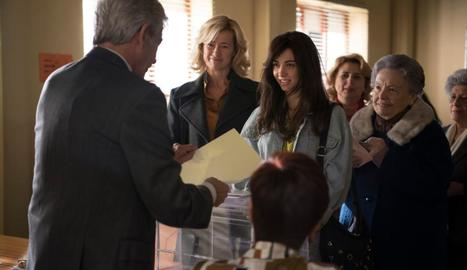 La nova temporada canviarà l'actriu que encarna María.