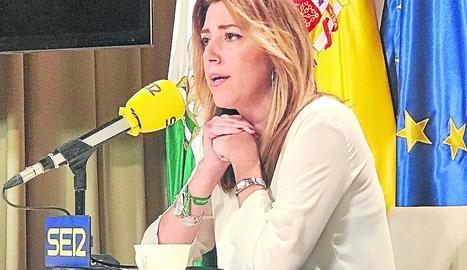 Díaz només es presentarà si compta amb prou suports.