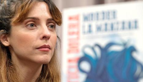 Imatge d'arxiu de l'actriu i directora Leticia Dolera.